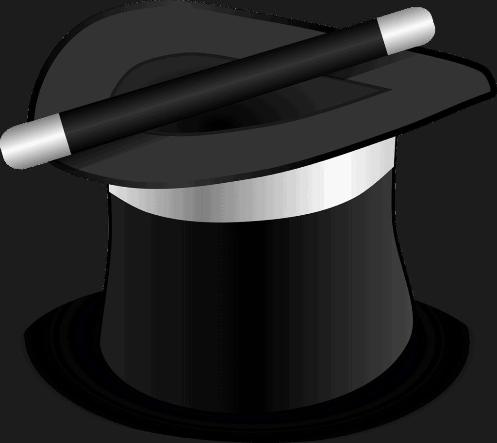 כובע של קוסם